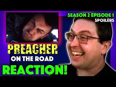 Playlist Preacher Season 2 REACTIONS!