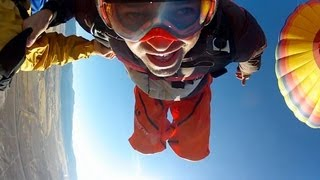 GoPro: Balloon Backflips