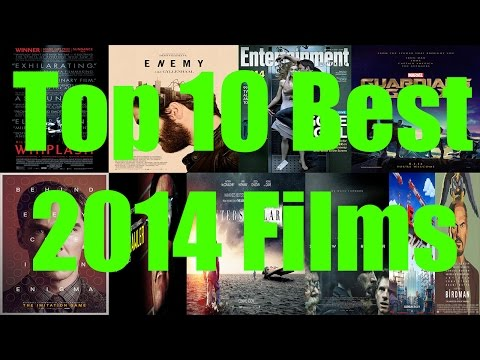 Top 10 Favorite 2014 Films
