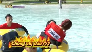 CHẠY ĐI CHỜ CHI | Teaser tập 7: Khởi My lầy ngang ngược trong sự cổ vũ của Kelvin Khánh