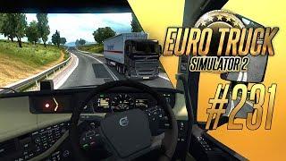 ПРАВЫЙ РУЛЬ - ЛЕВАЯ ПОЛОСА. НАСКОЛЬКО СЛОЖНО? - Euro Truck Simulator 2 (1.36.2.26s) [#231]