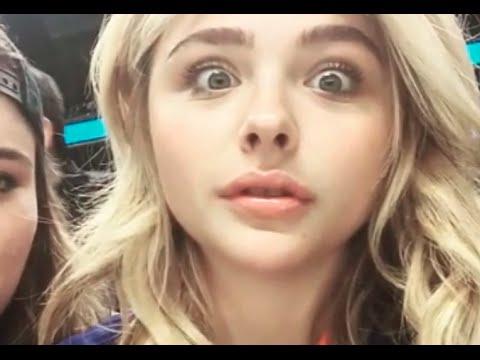Chloe Moretz - Funny moments (Best 2016★)
