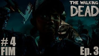 The Walking Dead 2ªT - Ep.3 - A VINGANÇA! - Parte 4 / FINAL (In Harm