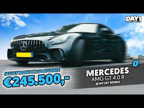 DAY1kijkers met smaak: Mercedes GTR  DAY1 DailyDriver 4