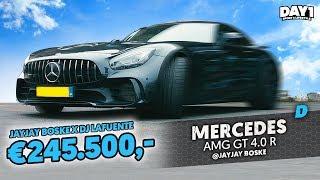 DAY1-kijkers met smaak: Mercedes GTR // #DAY1 #DailyDriver #4