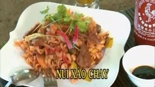 Nui Xào Chay - Xuân Hồng (Lửa Hồng Cooking Show)