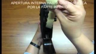 Video Como usar una Etiquetadora Blitz - Etiquetas - Maquina manual - Dimasur  - How to use label gun. download MP3, 3GP, MP4, WEBM, AVI, FLV Agustus 2018