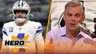 Dak Prescott is not a 'blank check guy,' no concerns with 49ers moving forward   NFL   THE HERD