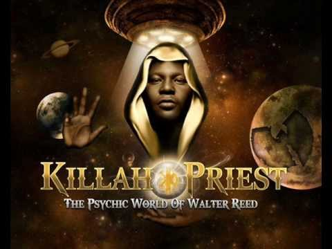 20. Killah Priest - Energy Work (Prod. The RZA) [The Psychic World Of Walter Reed CD1]