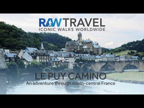 Walk the beautiful Le Puy Camino through medieval France - RAW Travel