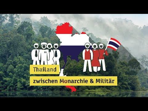 Thailand - zwischen Monarchie und Militär - heuteplus | ZDF