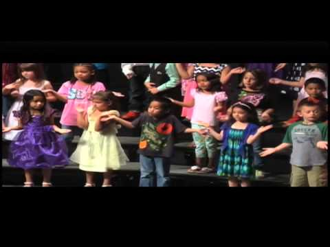 Lee Elementary Kindergarten Graduation 2014