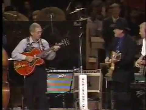 Duane Eddy - Chet Atkins - Doyle Dykes - I SAW THE LIGHT (1996)