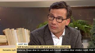 """""""Viktigt stå på egna ben"""" - Nyhetsmorgon (TV4)"""