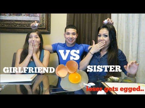 Girlfriend VS SISTER!!! (PART 2)