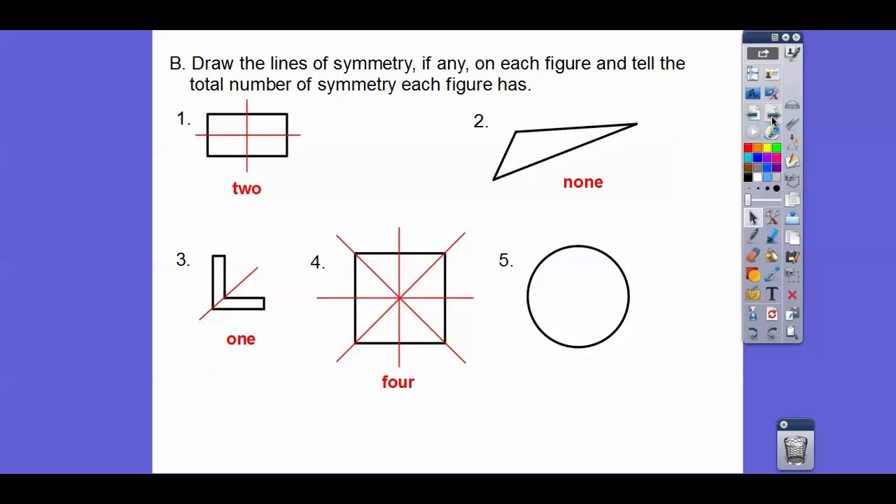 Investigating Symmetry Module 17 4 Youtube