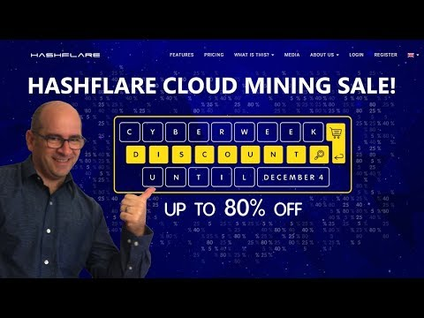 I am Making Thousands of Dollars with Hashflare Cloud Mining and So Can You!