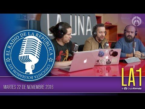 """#La1 - El elenco de """"Hamilton"""" externa su preocupación... - La Radio de la República - @chumeltorres"""