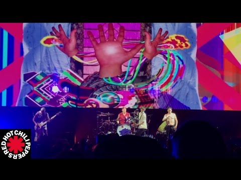 Red Hot Chili Peppers  Medley  Portland OR   Mar 15th 2017