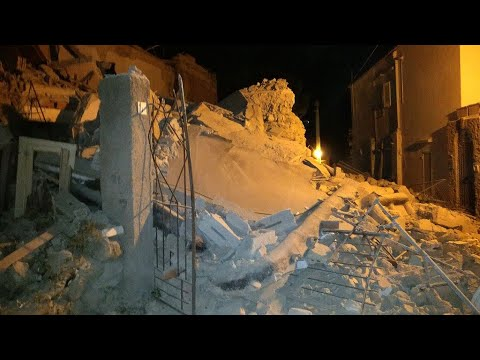 Italy: Island of Ischia hit by deadly earthquake