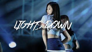 lights down low ♡ tzuyu