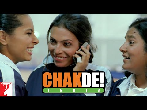 Dialogue: Marr Ke Aayenge | Chak De India | Shah Rukh Khan