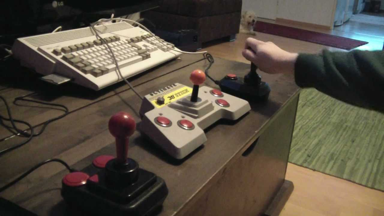 Download Ultimate Superstick for Amiga