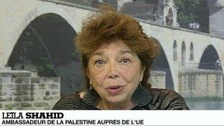 """Leïla Shahid : """"Le gouvernement Netanyahou instrumentalise l'assassinat des trois jeunes israéliens"""""""