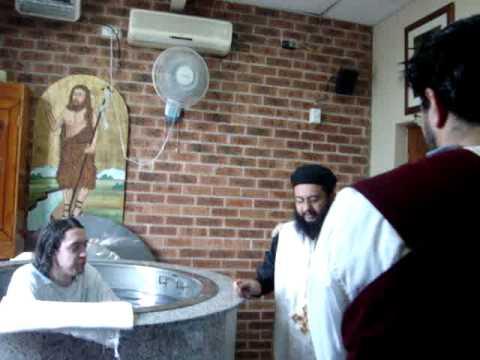 adult baptism orthodox church