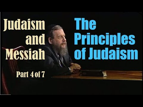 BASICS OF JUDAISM & MESSIAH (reply2 one for israel maoz tbn i found shalom messianic jews for jesus)
