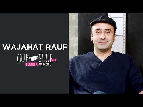 Wajahat Rauf | Raqs-e-Bismil | Voice Over Man | Karachi Se Lahore | Chalawa |  Gup Shup with FUCHSIA