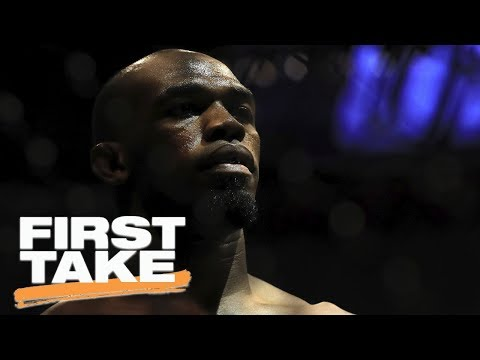 Jon Jones' UFC career might be over after failed drug test | First Take | ESPN