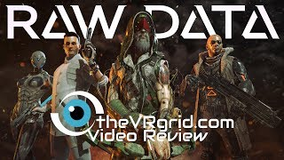 Raw Data PlayStation VR Review and Gameplay