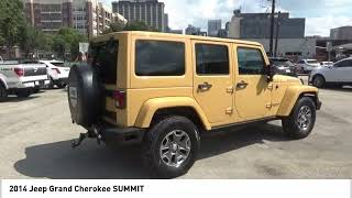 2014 Jeep Grand Cherokee SUMMIT Used 20059A