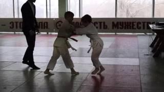 соревнование по дзюдо среди детей Черноморск 18 12 2016  4