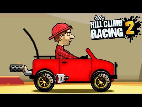 КЛАССИЧЕСКИЕ ГОНКИ НОВЫЙ ИВЕНТ - Hill Climb Racing 2 секреты прохождение игры Хилл Климб 2
