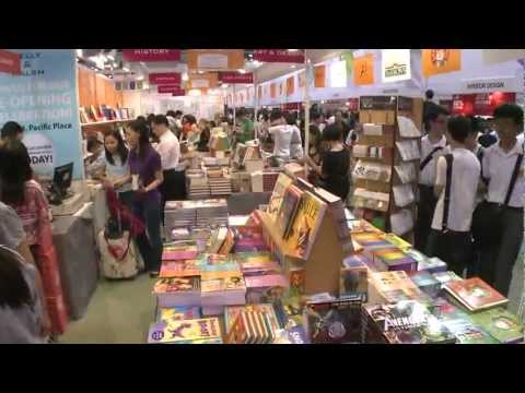 Hong Kong Book Fair: Reading the World