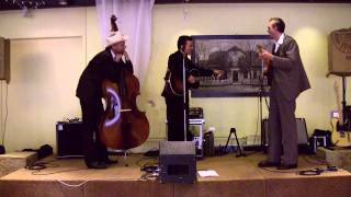 Johnny Trouble Trio live in Stuhr