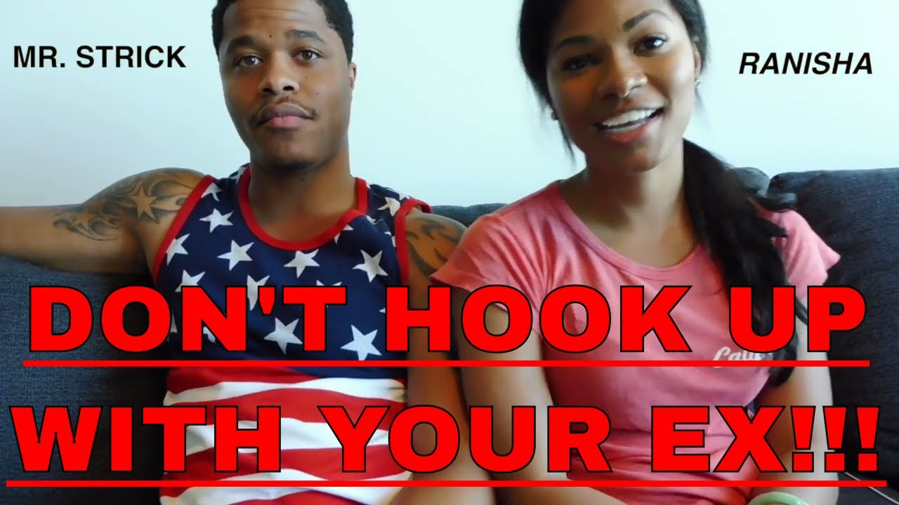 Why not to hook up with your ex