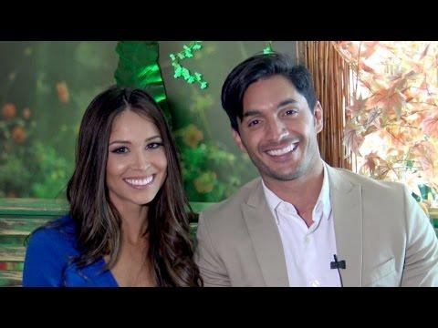 Rosmeri Marval y Daniel Elbittar de Entre tu amor y mi amor