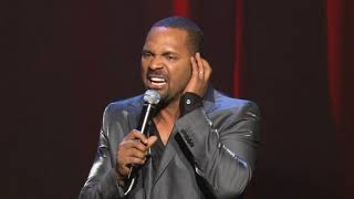 Mike Epps: White Parents vs Black Parents