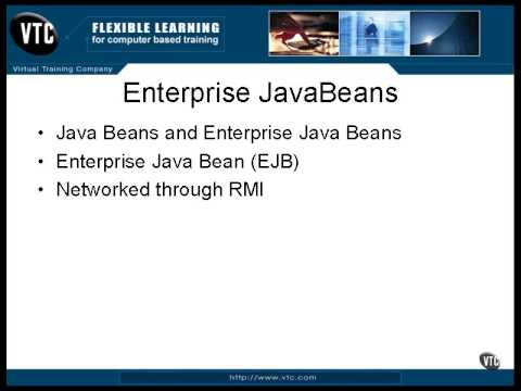54  J2EE   Chapter06 Enterprise JavaBeans Lesson1 Introduction to EJB