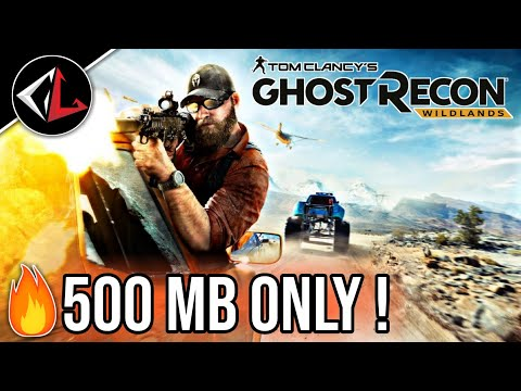 Download Ghost Recon Wildlands For PC Highly Compressed 100% Real & Wotking (500 Mb Parts)