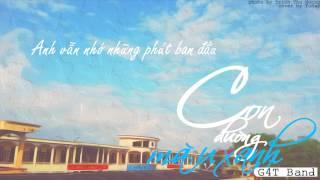Con Đường Màu Xanh (Một Ngày Cùng Em 2)   MUSIC VIDEO   G4T Band