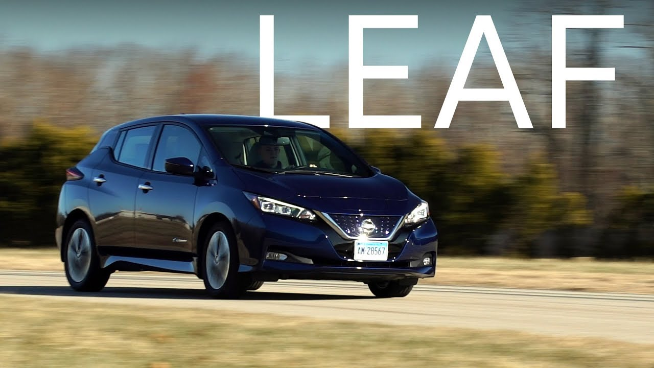 2018 nissan leaf quick drive consumer reports youtube rh youtube com