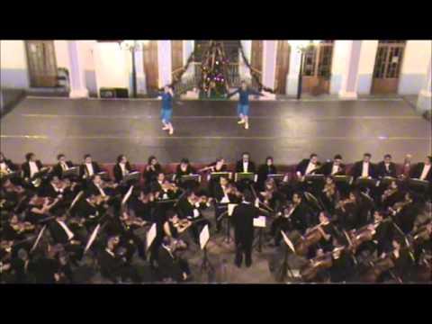 Tchaikovsky Cascanueces Danza China - YouTube