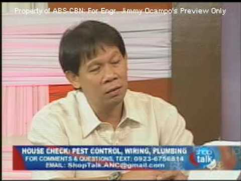Engr Jimmy Ocampo of American Wire & Cable on Shop Talk 1