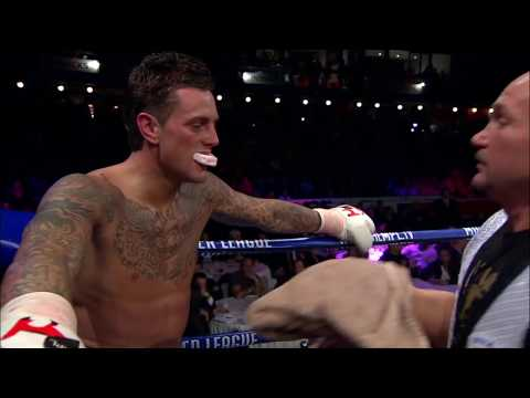 MPL 3 | Nieky Holzken (Netherlands) VS Ky Hollenbeck (United States) | Middleweight | Group B