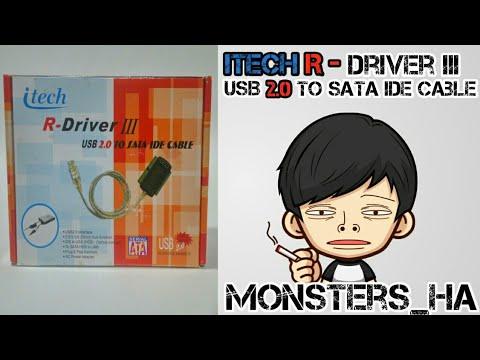 R-driver iii converter usb 2. 0 to sata ide adapter laptops.