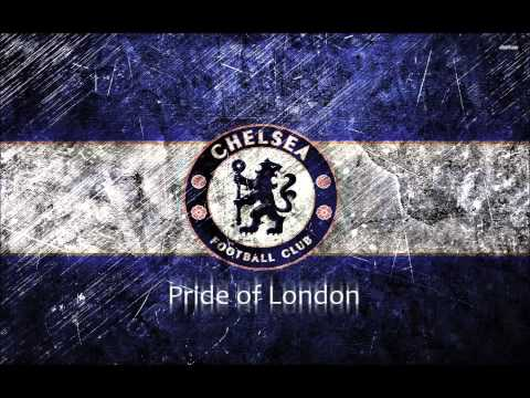 Chelsea FC Theme Song - Blue Is The Color.